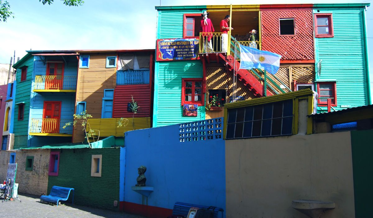Barrio de La Boca