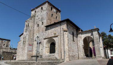 Basílica de Santa María del Conceyu