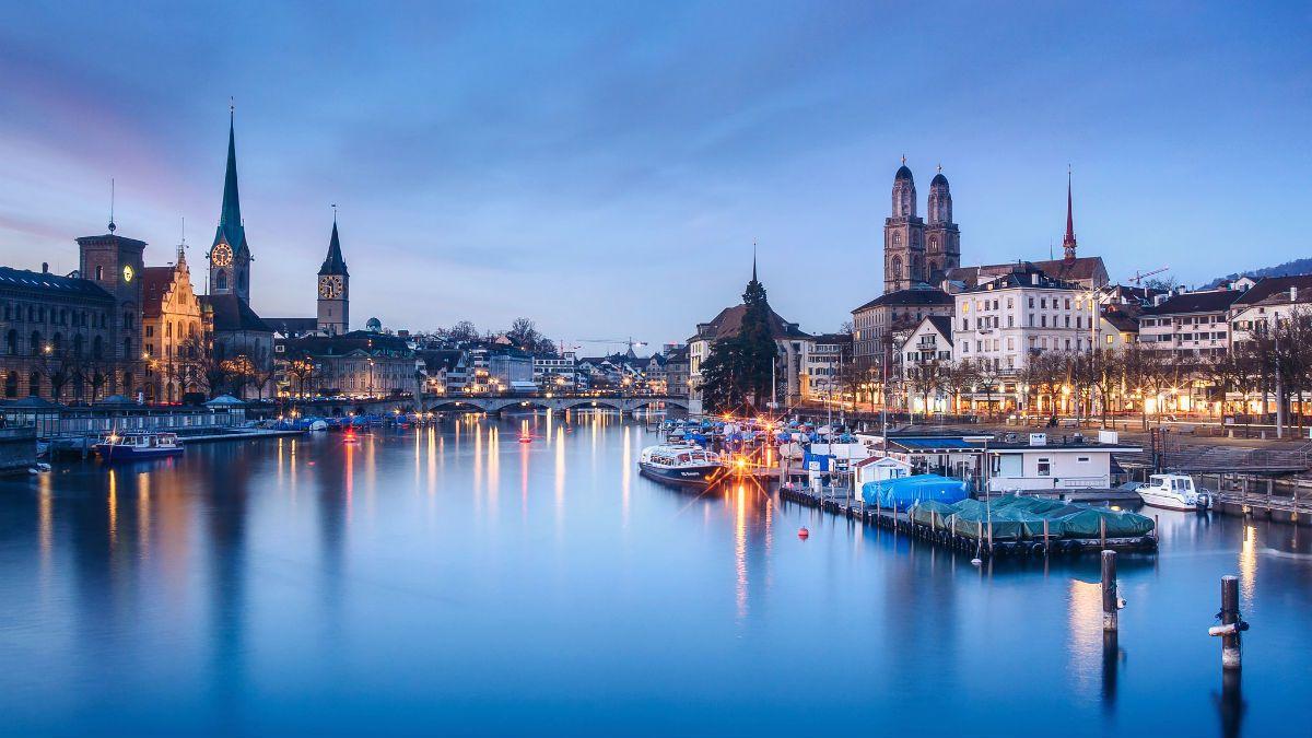 Casco Antiguo de Zurich