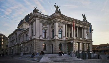 Opera de Zurich