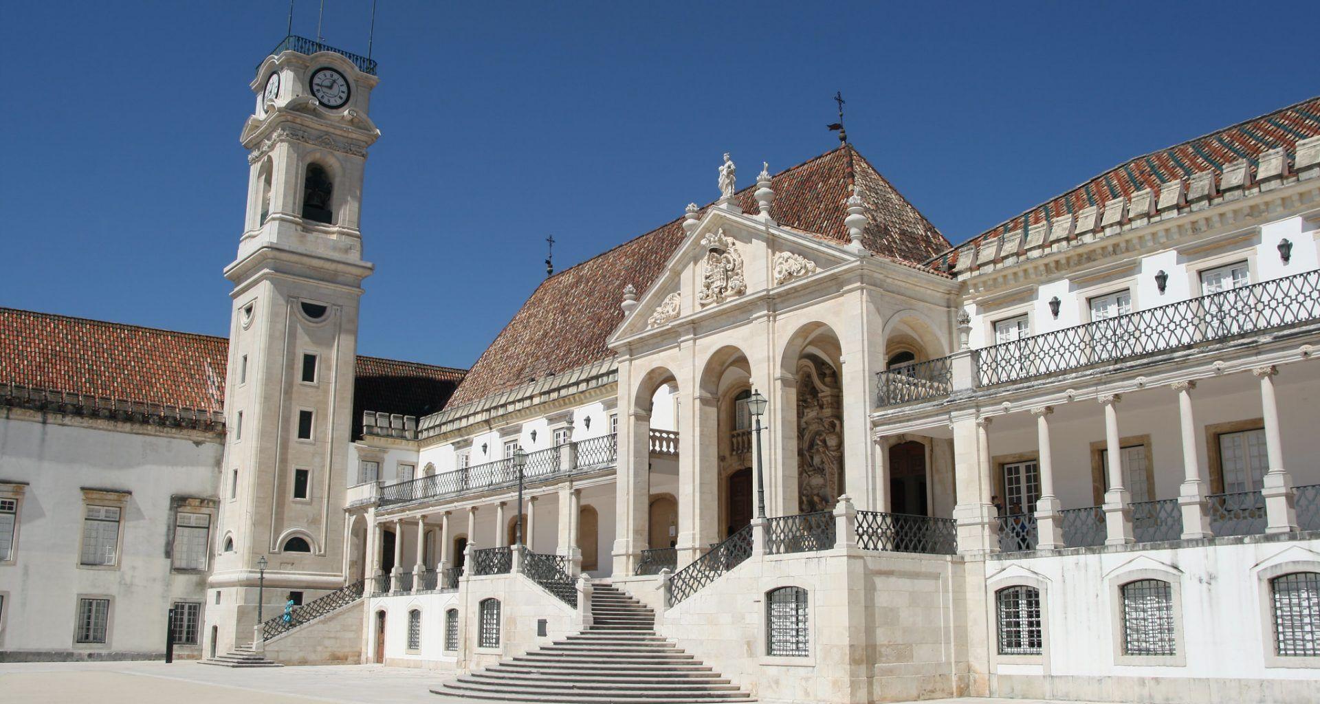 Universidade de Coimbra, Coimbra, Portugal