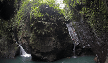Cascada Aling Aling