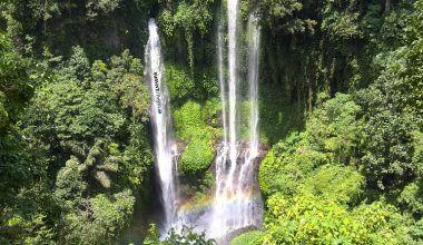 Cascada Sekumpul