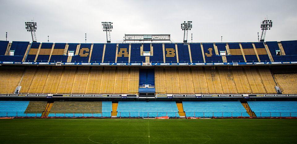 Estadio de Boca Juniors