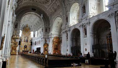Iglesia de San Miguel Munich