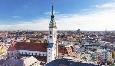Iglesia de nuestra señora de Múnich