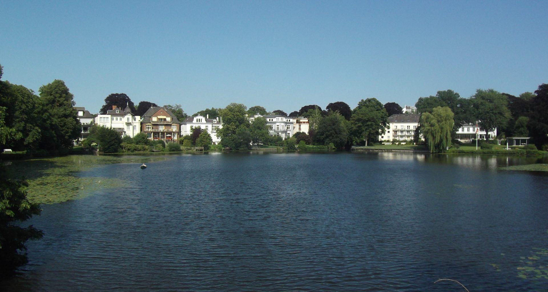 Lago Aussenalster