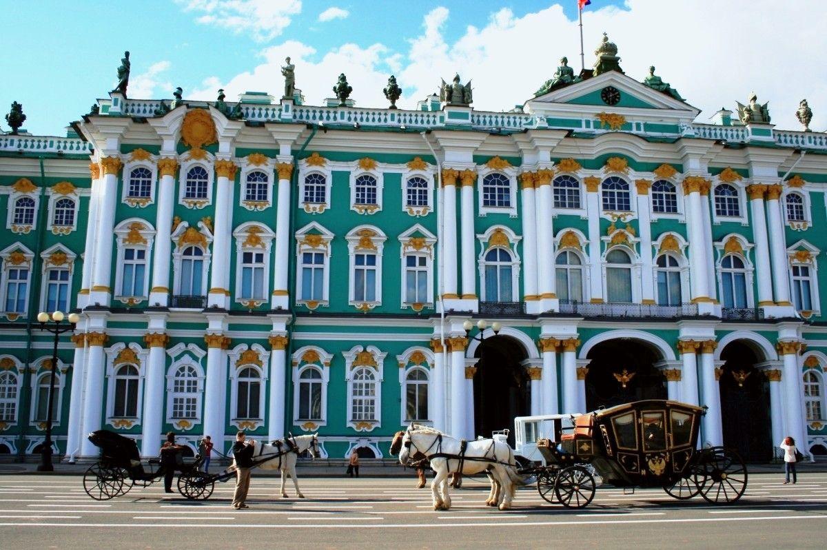 Palacio de Hermitage
