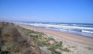 Playa de la Devesa