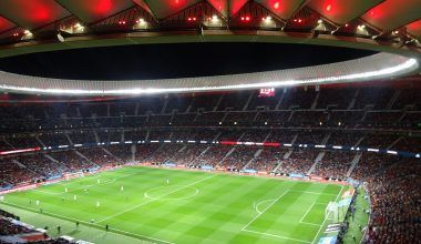 Tour del Atlético de Madrid