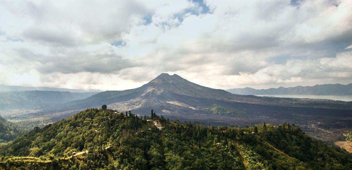 Volcan Agung